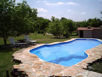 Vacation in Tuscany garden Swimming pool Pitigliano Grosseto