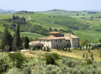 To sleep in Tuscany Farmhouse vacation Asciano Siena