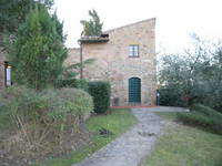 a) appartement Villa Tuscany Montaione Florence