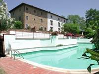 swimming pool m.25x6 Toskana Chianti Italy