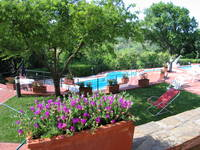 garden farmhouse swimming pool Tuscany Chianti Florence