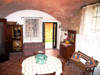 Volterra 10 living room Farmhouse vacation Tuscany Pisa