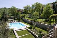 Tuscany charming villa with pool