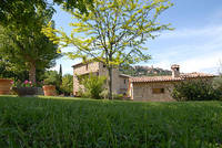 Villa with fireplace Montepulciano Toscany Siena