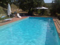 Vacation in Tuscany Tavarnelle Val di Pesa garden Swimming pool