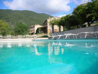 Eco Resort Swimming pool Suvereto Livorno Tuscany<br />