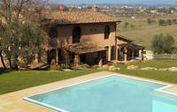 2 luxury Villa with pool Tuscany