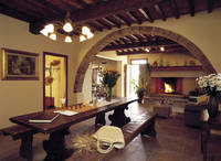 Tuscany accommodation with swimming pool. Montespertoli