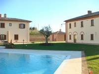 Vacation in Tuscany garden Swimming pool Montepulciano Siena