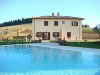 Holidayhome Swimming pool hill Tuscany Chianti Italy
