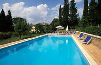 Holidayhome Swimming pool hill Tuscany Siena Italy