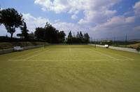 Accommodation Hill Tuscany rental Tennis end pool